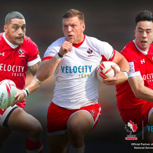 Rugby Canada expands partnership with Velocity Trade